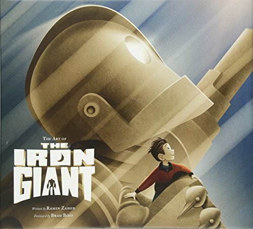 Zahed, R: Art of the Iron Giant