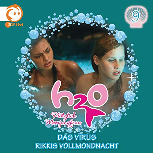 Das Virus / Rikkis Vollmondnacht Titelbild