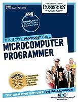 Microcomputer Programmer (Career Examination)