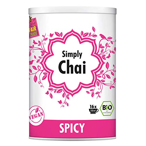 Simply Chai Bio Spicy, 250g, 1er Pack