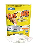 Walex Elemonate RV Grey Water Deodorizer & Freshener, Lemon Scent (Pack of 5)
