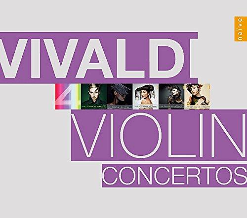 Vivaldi/Violin Concertos