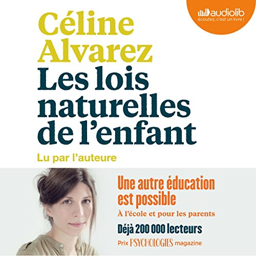 Les Lois naturelles de l'enfant audiobook cover art