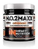 Impact Nutrition - PRE-ENTRENAMIENTO N.O.2 MAXX ADVANCED - 300 gr.