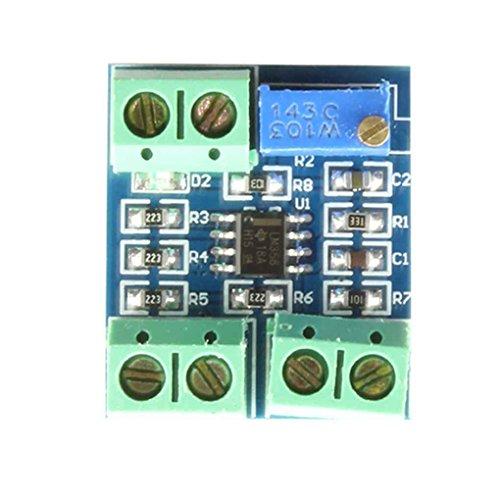 Kongnijiwa Module Serie Spannung-Strom-Wandler Modulspannung 0-5 V zu Strom 0-20MA Signalwandlung Sender DC 10V-30V