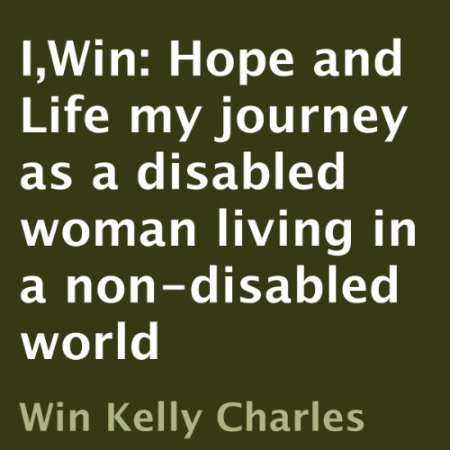 I,Win: Hope and Life audiobook cover art