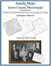 Family Maps of Jones County, Mississippi