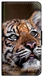 Flip Case Animals Jungle Compatible for Samsung Galaxy A5