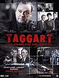 Taggart The Complete Collection DVD