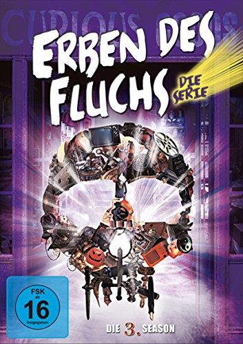 Erben des Fluchs - Die Serie, Die 3. Season [5 DVDs]