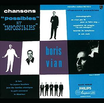 Chansons Possibles Et Impossibles