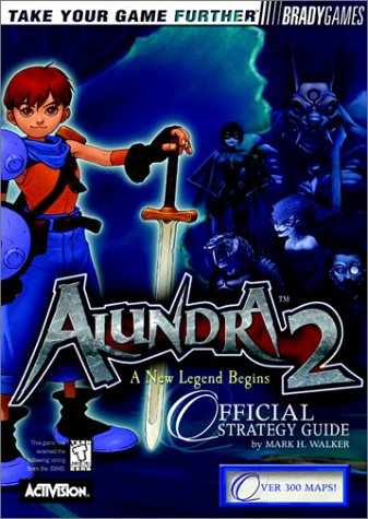 Alundra 2 Official Strategy Guide (Official Strategy Guides)