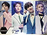TradePlace SHINee シャイニー グッズ / A3 ポスター 12枚 ステッカー シール 1枚セット - A3 Size Poster 12sheets Sticker 1sheet 韓流 K-POP 韓国製
