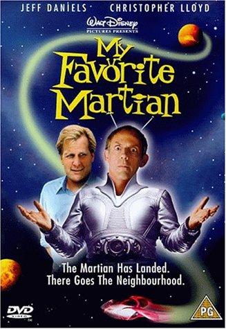 My Favorite Martian [UK Import]