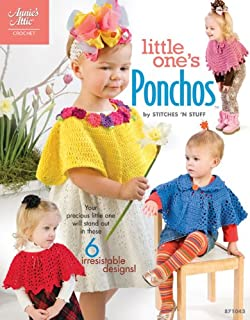 Little One's Ponchos (Annie's Attic: Crochet)