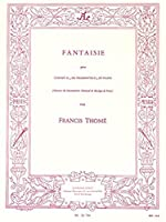 トメ: 幻想曲/ルデュック社/トランペットとピアノ