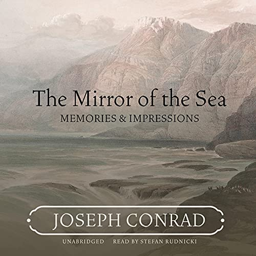 The Mirror of the Sea cover art
