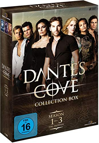 Collection Box/Season 1-3 (OmU) (6 DVDs)