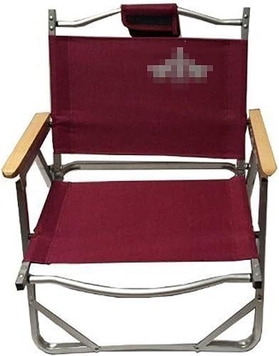 LJFYMX Chaise de pêche Chaise de pêche Chaise de Camping Chaise de Loisirs Portable Chaise Pliante Chaise de Camping Chaise de Camping