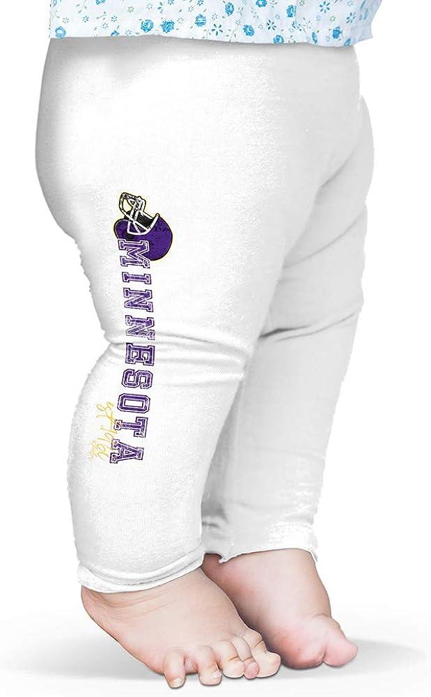 Twisted Envy Baby Leggings Minnesota American Football Established