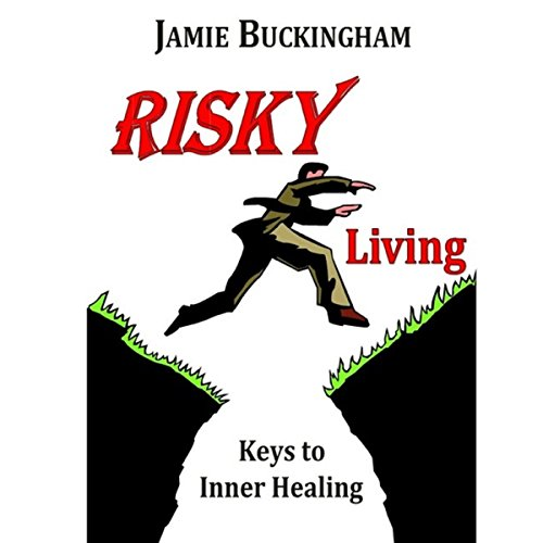 Risky Living audiobook cover art