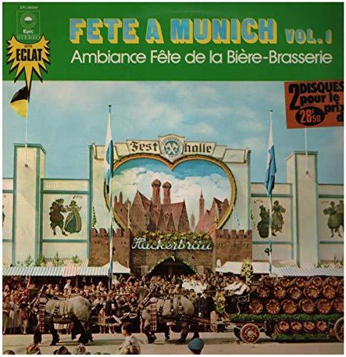 Fête A Munich Vol. 1 (Ambiance Fête de la Bière-Brasserie) [2xVinyl]