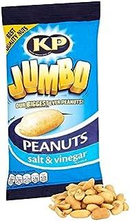 KP Jumbo Peanuts Salt & Vinegar 180g - Pack of 6