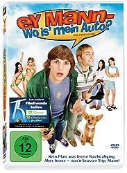 Ey Mann wo is mein auto auf DVD und Blue Ray