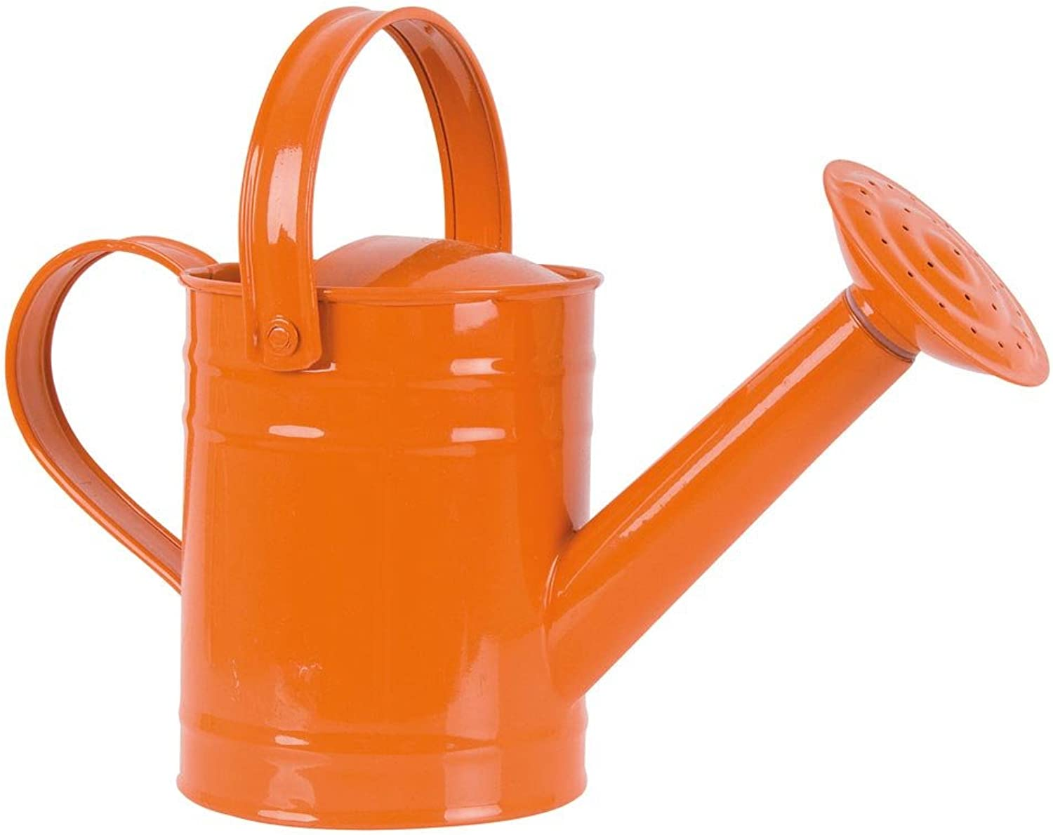Twigz Kids Gardening Watering Can - Steel - orange