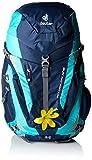 Deuter Act Trail Pro 32 SL Mochila, Unisex Adulto, Verde (Midnight/Mint), 24x36x45 cm...