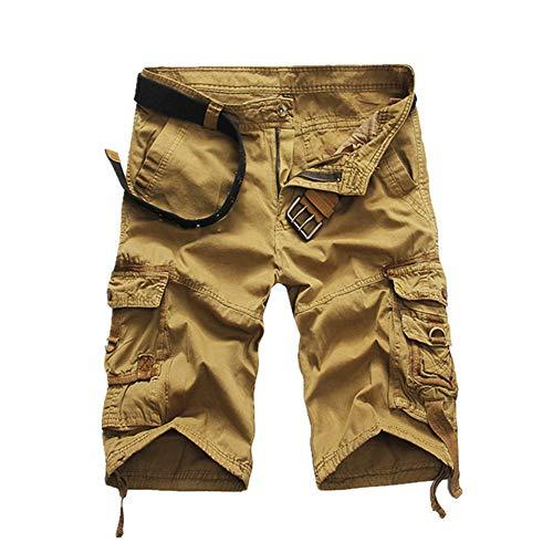 N\P Pantalones Cortos de Trabajo de los Hombres Pantalones Cortos de los Hombres