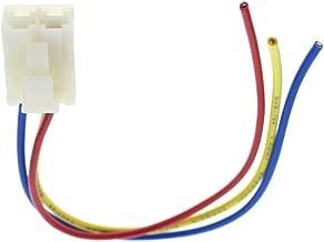 MOTOALL Plug Repair Starter Solenoid Relay Wiring Harness for Yamaha YFZ450 Raider