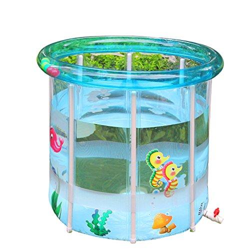 AMOS Isolamento gonfiabile del secchio della piscina del bambino della famiglia del bambino dei bambini della staffa ( dimensioni : S 65*70 cm )