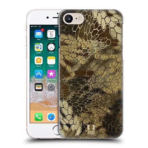 Head Case Designs Vue De Vol du Canard Et De La Sauvagine Chasse Au Camouflage Coque Dure pour l'arrière Compatible avec Apple iPhone 7 / iPhone 8 / iPhone SE 2020