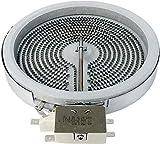 ClimaTek Upgraded Range Stove Cooktop Radiant Surface Element Fits Kenmore Frigidaire 7318198846 AH1528719 EA1528719 PS1528719
