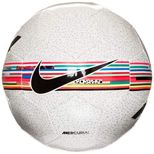 Nike Cr7 Prestige Balon De Futbol Christiano Ronaldo Color Blanco Tamano 5
