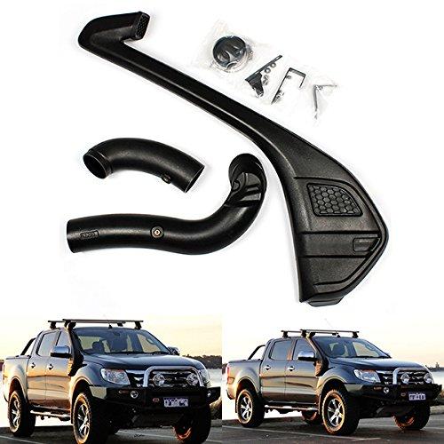 Luffy Snorkel-Kit passend für Ford Ranger T6Pickup Baujahr ab 2011 für alle 2,2- und 3,2-Liter-Fahrzeuge, Schnorchel-Set für den Offroad-Betrieb zum Ansaugen von sauberer Luft