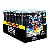 Finish, 84 Pastiglie Per Lavastoviglie, Quantum Ultimate, Tecnologia Activblu, 7 Confezion...