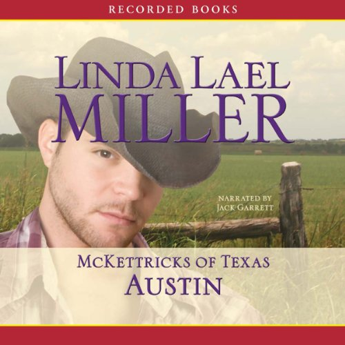 Austin audiobook cover art