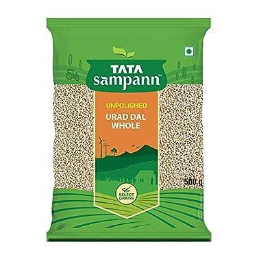 Tata Sampann Urad Whole, 500g