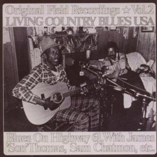 Living Country Blues Usa-Vol.02