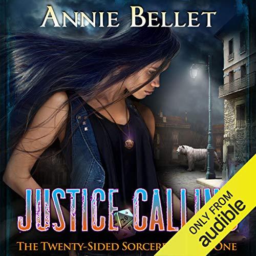 Justice Calling audiobook cover art