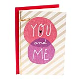 Hallmark Sweetest Day Card for Spouse or Significant Other (You & Me)