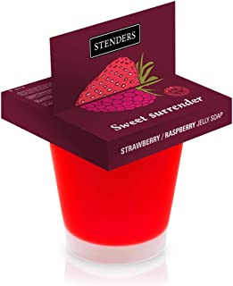 STENDERS Strawberry-raspberry jelly soap Sweet surrender (210g / 7.4oz)