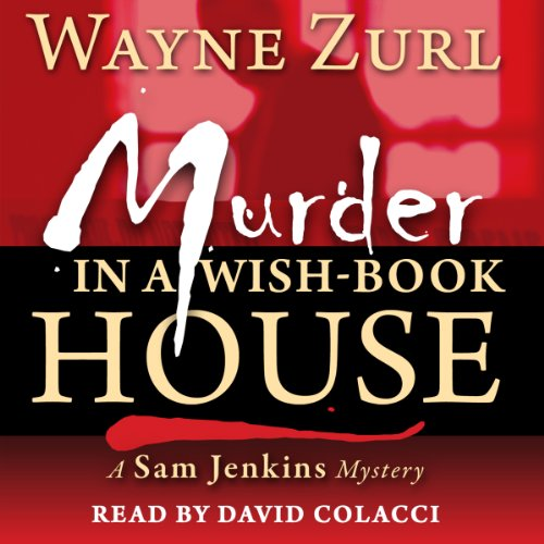 Murder in a Wish-Book House cover art