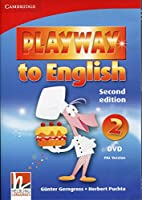 Playway to English Level 2: Pal Version [DVD]