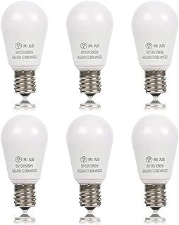 xydled LED電球 E17口金 40W形相当 440lm 調光器対応 電球色 5W LED 電球 e17 広配光タイプ 密閉形器具対応 40形 6個セット (電球色)