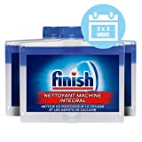 Finish Nettoyant Machine Régulier 250 ml - Lot de 3