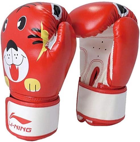 HENGTONGTONGXUN Gants de boxe pour enfants, sacs de sable pour hommes et femmes, gants de combat pour enfants Sanda Muay Thai, équipeHommests de forme physique, gants de sac de sable, de haute qualité Bo