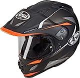 ARAI Tour X4 Break Naranja Adventure Casco De Motocicleta Tamano XL